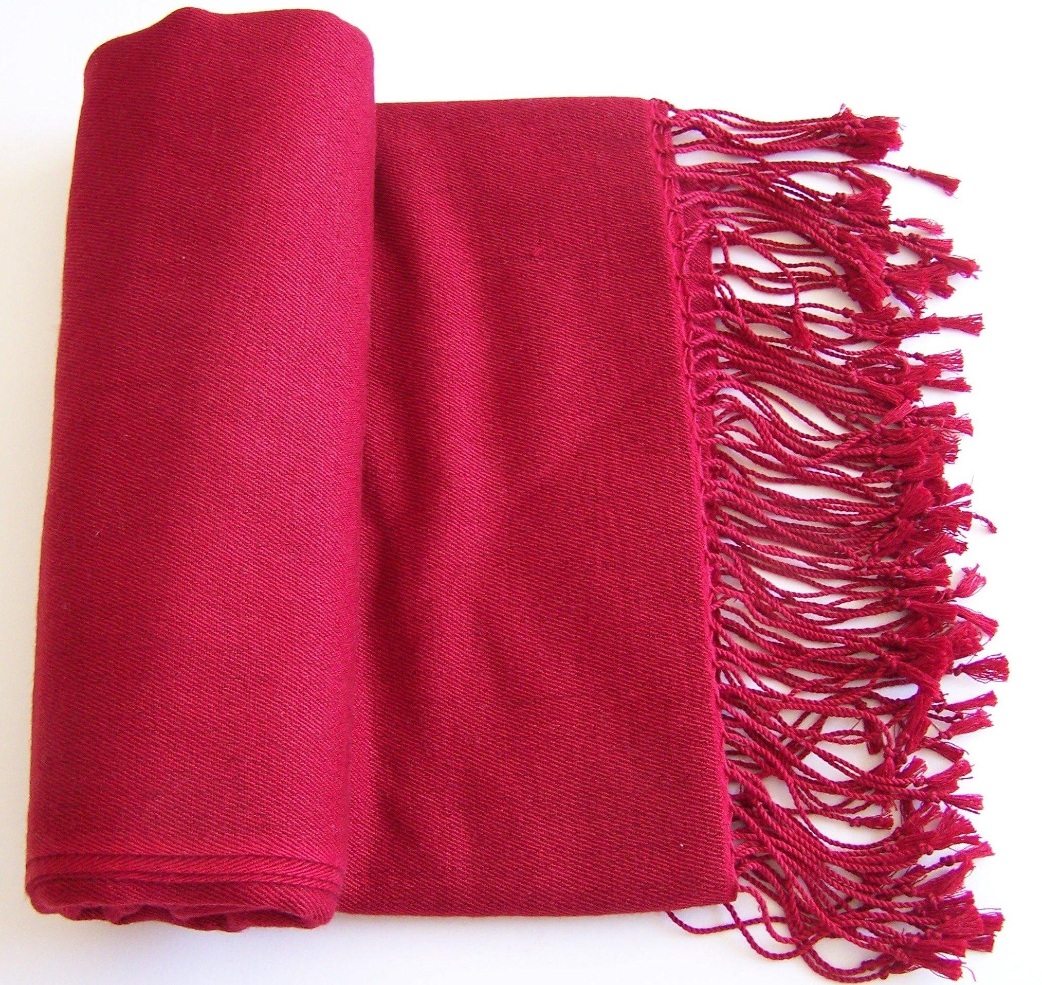 """Cashmere Wrap - Size: 36"""" x 81"""" 100-830"""