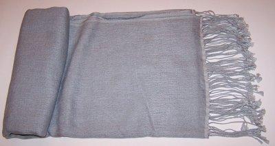Cashmere Stole/Scarf - Size: 28
