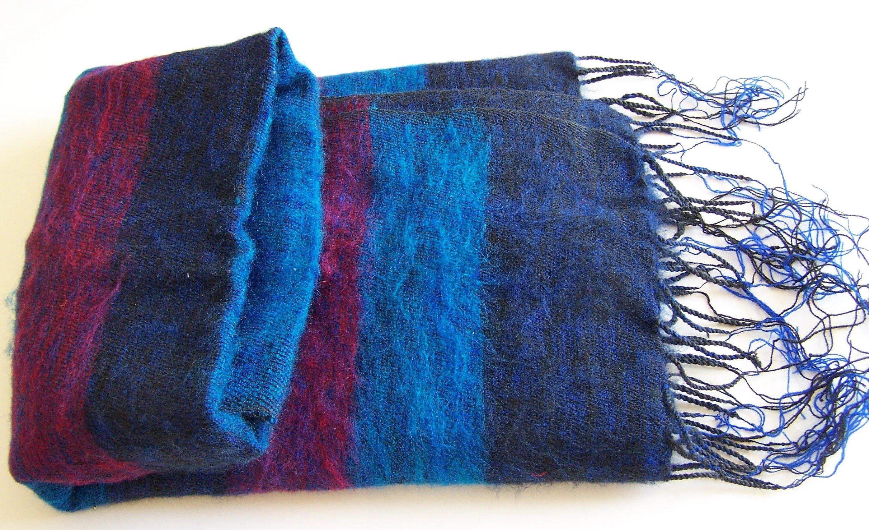 Hand Loom Woolen wrap 100-8315