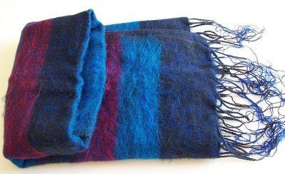 Hand Loom Woolen shawl