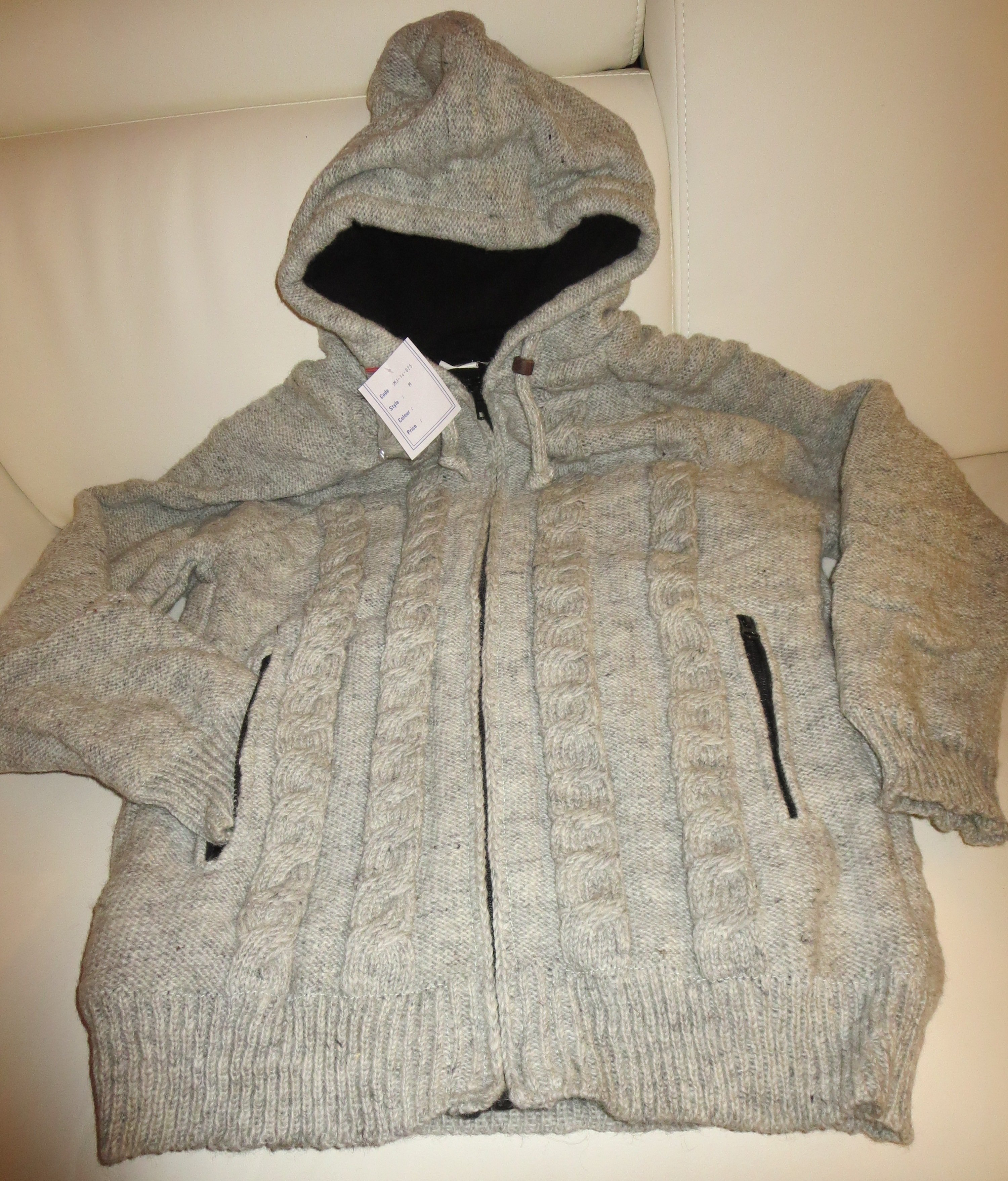 Woolen Jacket 0783