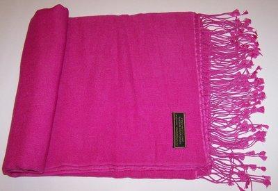 Cashmere shawl - Size: 36