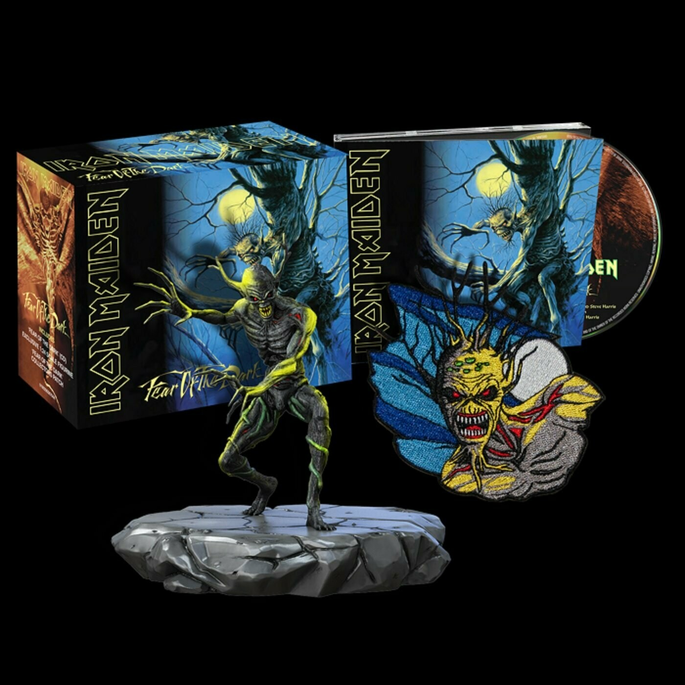 Iron Maiden Release Fear Comscience