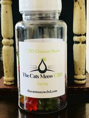 Gourmet CBD Gummy Bears