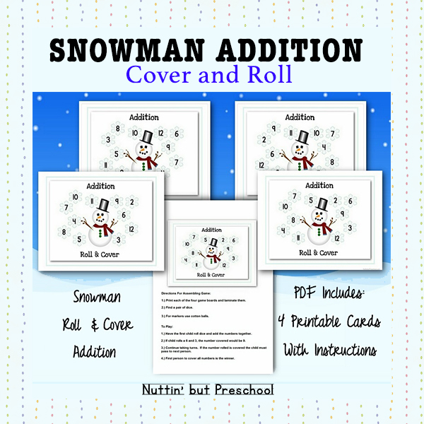 Snowflake Roll & Cover Addition 00029