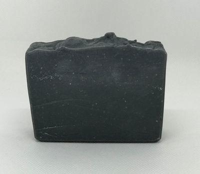 Detox Facial Bar - Bamboo Activated Charcoal - Benonite Clay