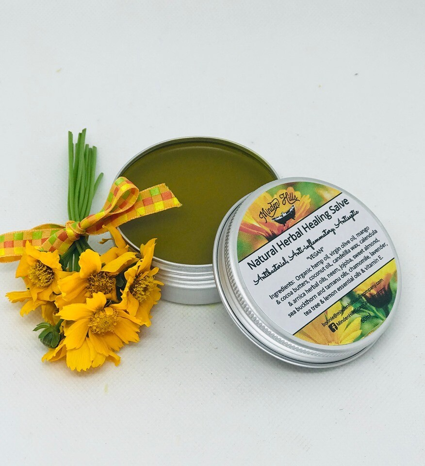 Natural Herbal Healing Salve