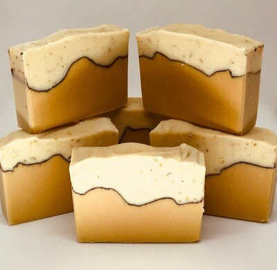 Oatmeal Milk & Honey - Goat's Milk Soap