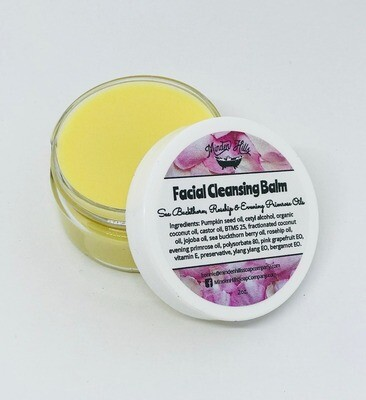 Facial Cleansing Balm with Sea Buckthorn