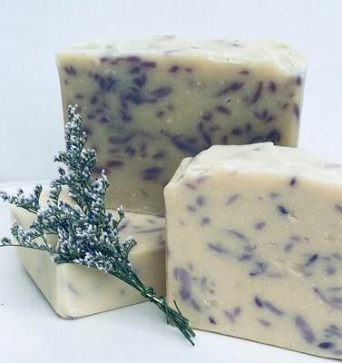 Lilac Blossoms - Goat's Milk Soap
