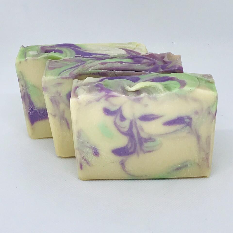 Lavender Mint - Goat's Milk Soap