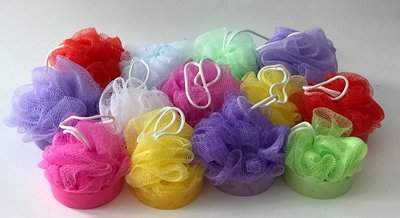 Flowering Loofah Soap