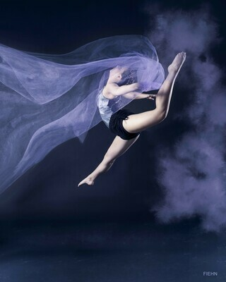 Four look Premium dance photography session