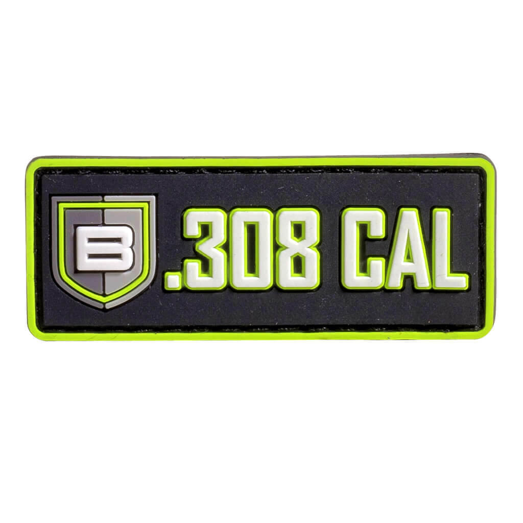 Breakthrough Caliber PVC Patch With Velcro® Backing PATCH - 308CAL