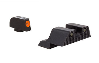 Trijicon GL601-C-600836 / HD XR Set; Orange - for Glock 9mm/.40
