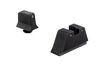 Trijicon GL201-C-600661 / Supp. Set; BF/BR - for Glock 9mm/.40