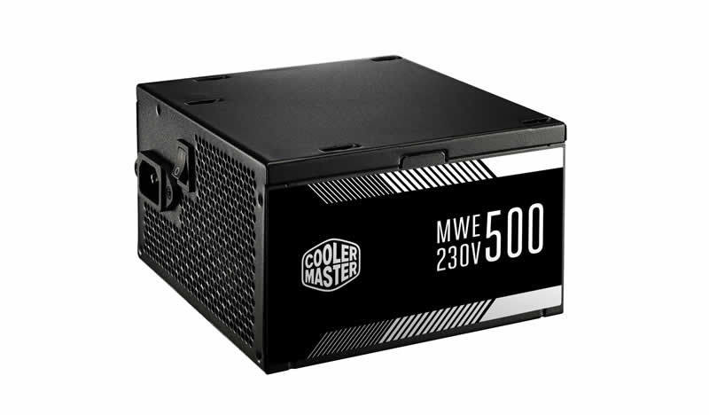 Cooler Master Power Supply MWE 500 MPW-5002-ACABW-UK