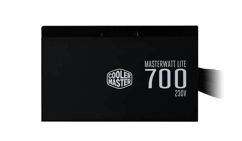 Cooler Master Power Supply MasterWatt Lite 700  MPX-7001-ACABW-KS