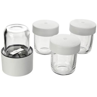 Kenwood Mini Chopper / Mill 4 Glass Jars AT320A