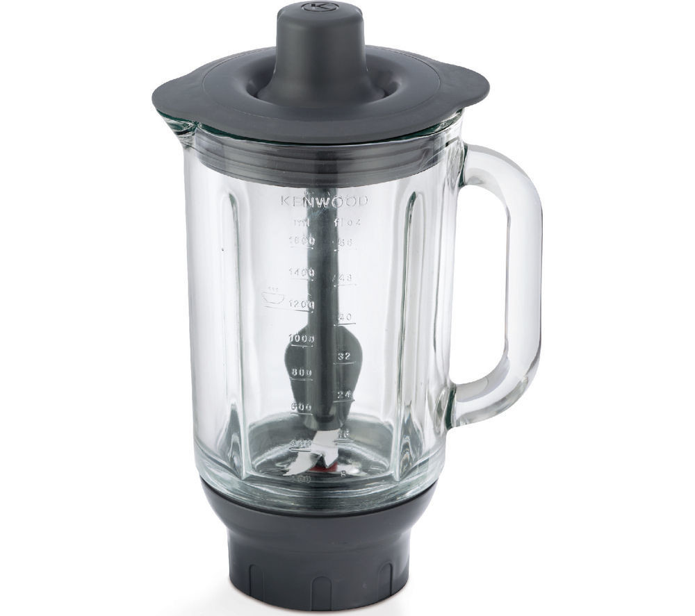 Kenwood ThermoResist Glass Blender KAH358GL