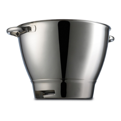 Kenwood Chef Sized Stainless Steel Bowl with Handles 36385