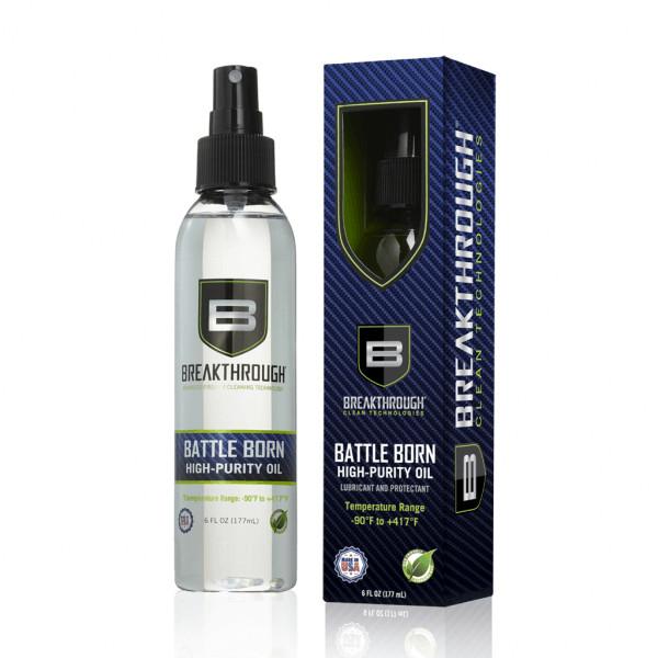 Breakthrough Clean Battle Born High Purity Oil 6 fl oz Spray Bottle BTO-6OZ