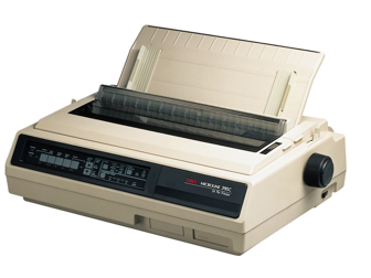 OKI 24 Pin Dot Matrix Printer ML395B