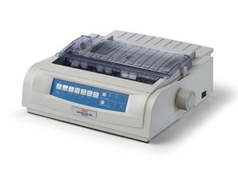 OKI 24 Pin Dot Matrix Printer ML790 Plus (c/w Power Cord & USB Cable)C52