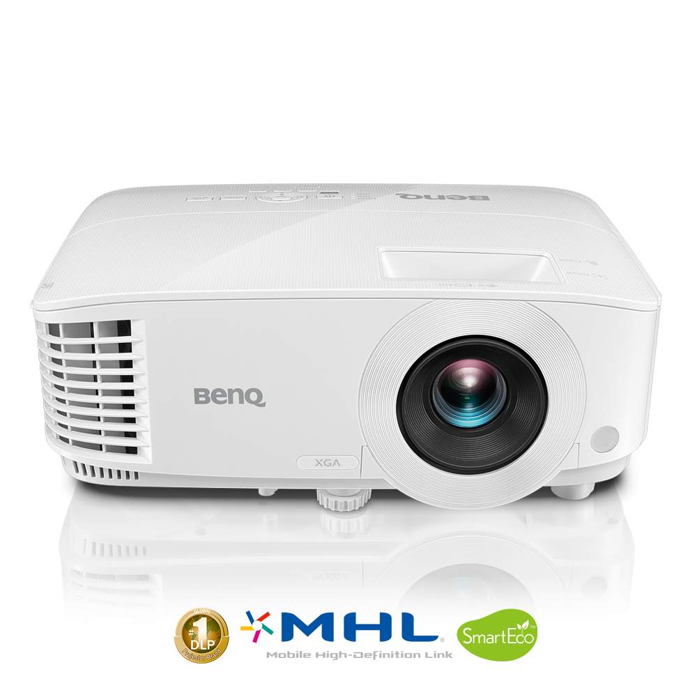 BenQ MW612 Wireless Meeting Room WXGA Business Projector