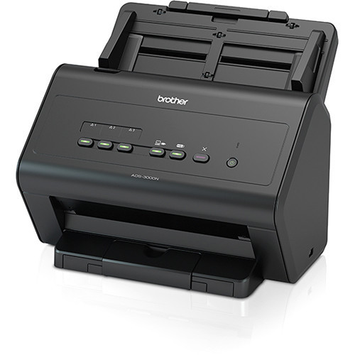 Brother ADS-3000N High-Speed Network Document Scanner