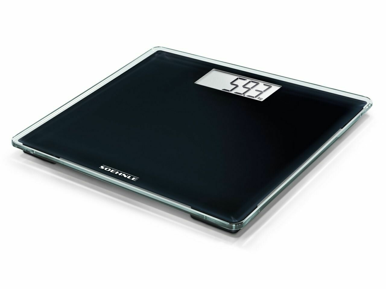 Soehnle Style Sense Compact 100 Digital Bathroom Scale 63850