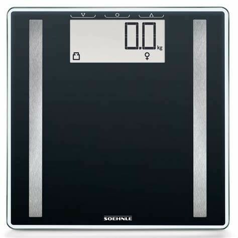 Soehnle Shape Sense Control 100 Digital Bathroom Scale 63857