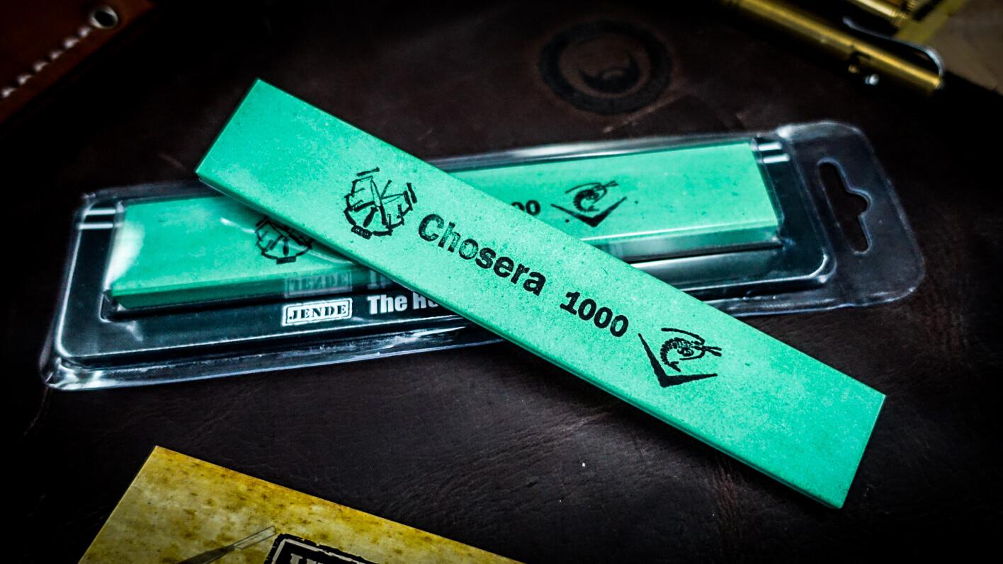 "Jende Chosera 1000 Grit Ceramic Sharpening 6""x1"""