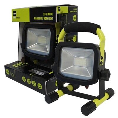 Luceco LSWR5BG-MPA Portable Work lights Rechargeable LED 5W
