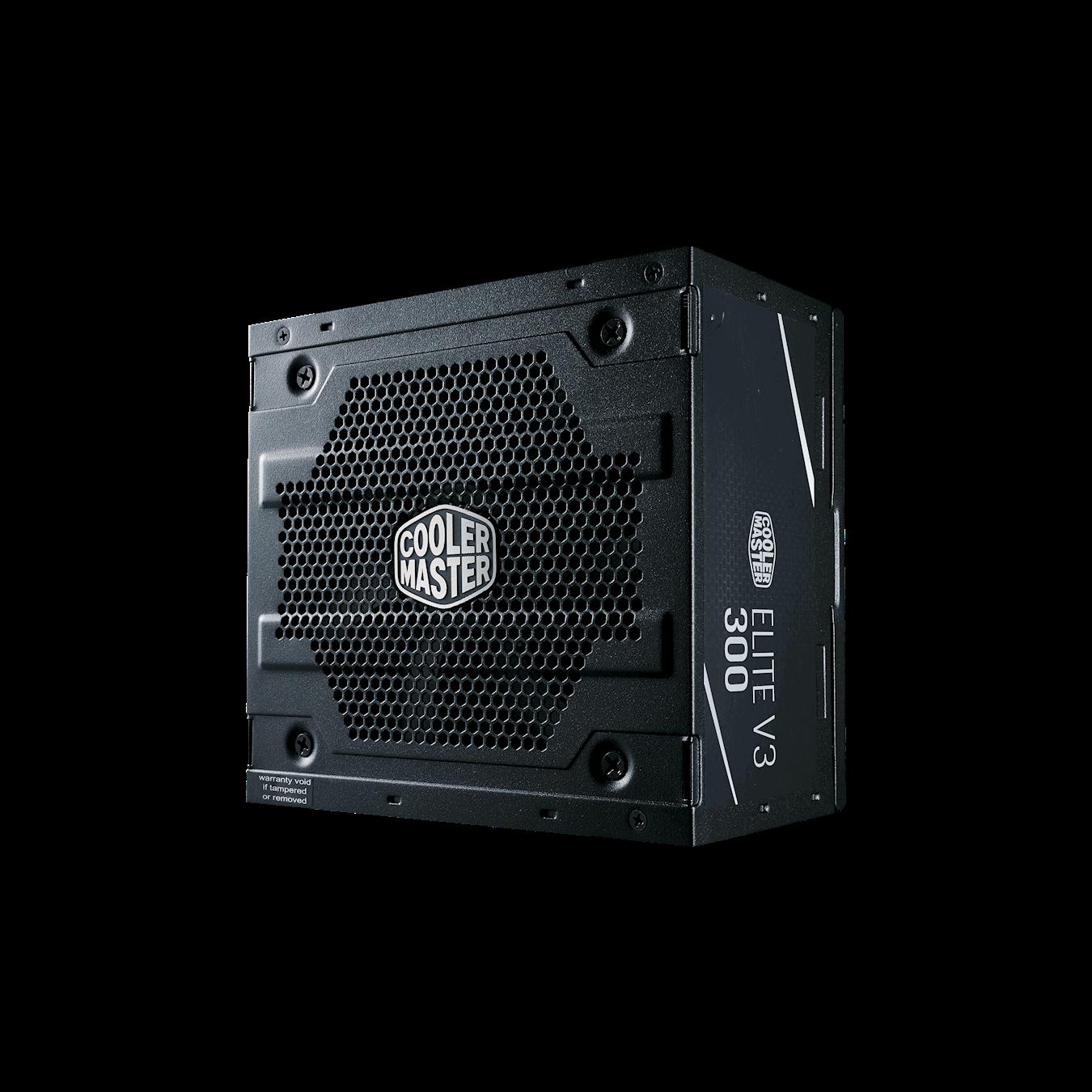Cooler Master Power Supply Elite 300W 230V MPW-3001-ACABN1-UK