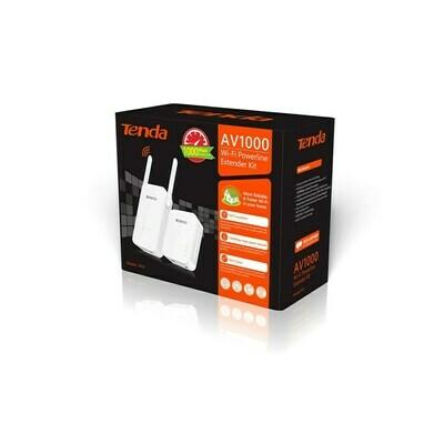 Tenda AV1000 Wi-Fi Powerline Extender Kit PH5