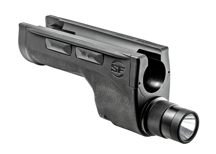 Surefire DSF-500/590 Ultra-High Two-Output-Mode LED WeaponLight for Mossberg 500 & 590 (PRE ORDER)