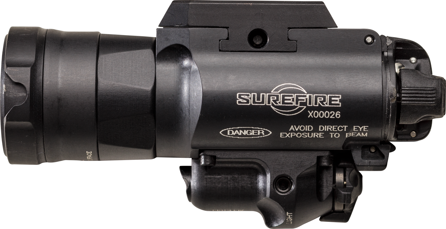 Surefire X400UH-A-GN Ultra-High-Output White LED + Green Laser WeaponLight X400UH-A-GN (PRE ORDER)
