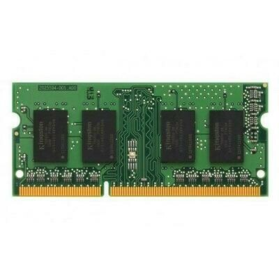 Kingston ValueRAM 8GB 2400MHz DDR4 Non-ECC CL17 SODIMM 1Rx8 (Notebook Memory) KVR24S17S8/8