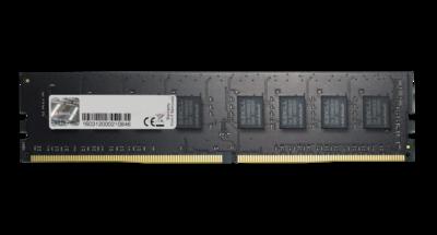G.Skill DDR4-2666MHz CL19-19-19-43 1.20V 8GB (1x8GB)  F4-2666C19S-8GNT