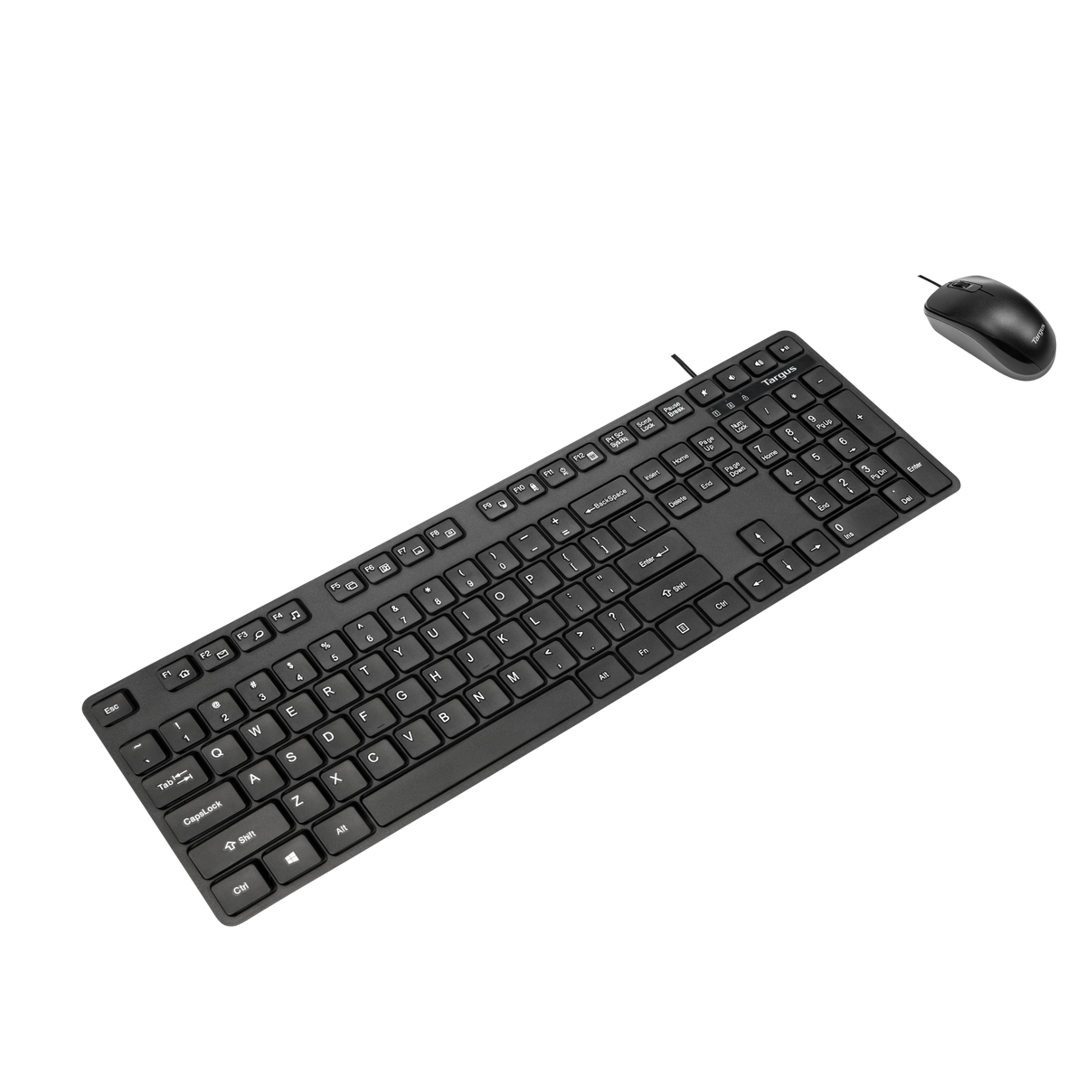 Targus AKM600 Corporate USB Wired Keyboard & Mouse