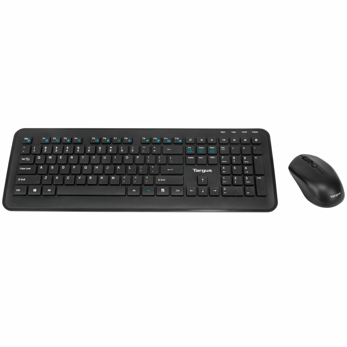 Targus  AKM610 Wireless Mouse and Keyboard Combo