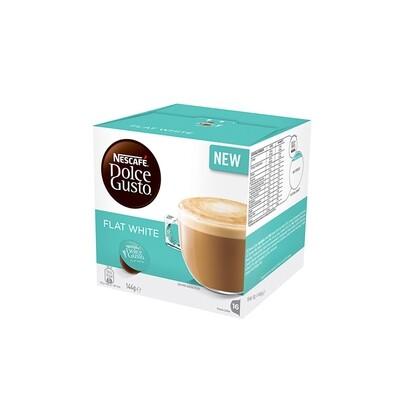 Nescafe Dolce Gusto Flatwhite 16 Capsules Per Box