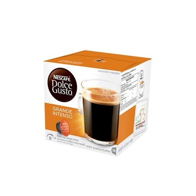 Nescafe Dolce Gusto Grande Intenso Coffee 16 Capsules Per Box
