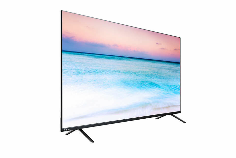 "Philips 4K UHD LED Smart TV 50"" 50PUT6004/68"