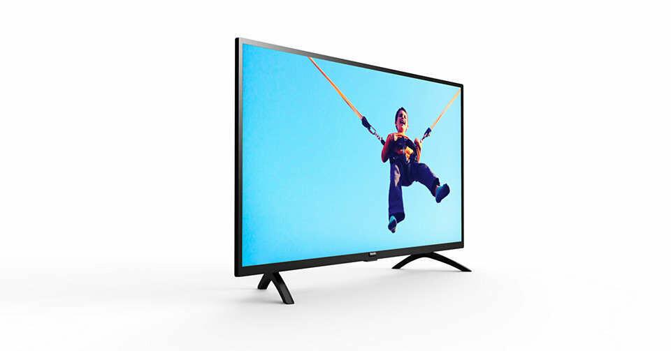 "Philips Full HD Ultra Slim LED TV 40"" 40PFT5063/68"