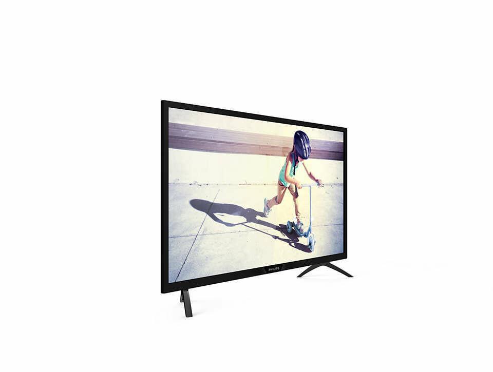 "Philips Full HD Ultra Slim LED TV 43"" 43PFT4002S/98"