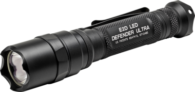Surefire E2D Defender Ultra LED Flashlight (600 Lumens)