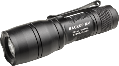 Surefire E1B Backup With MaxVision (400 Lumens)