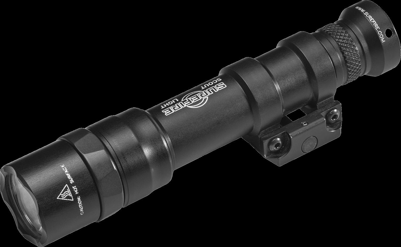 Surefire M600DF Dual Fuel LED Scout Light (1500 Lumens)